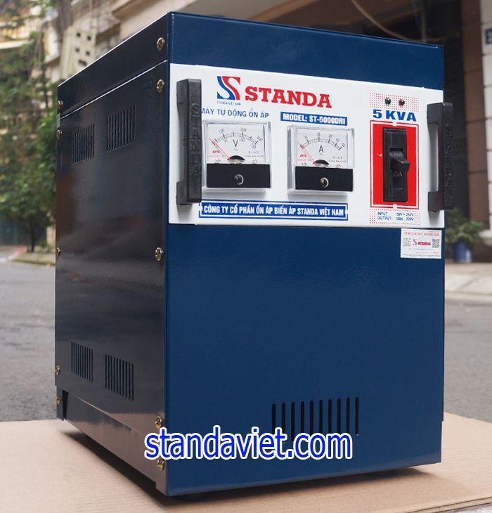 Standa 5kva DRI chính hãng của Công ty