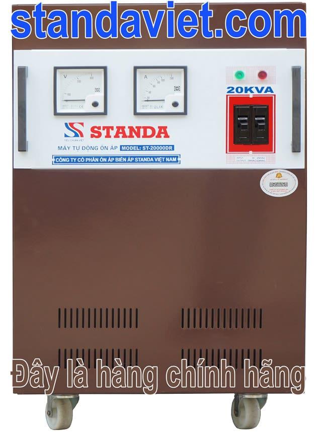 Standa Việt Nam.,JSC Công ty sản xuất ổn áp Standa chính hãng