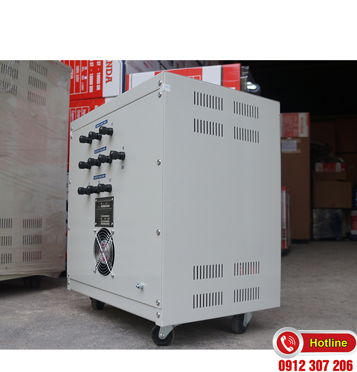 Biến áp Standa 30kVA dùng cho máy CNC Nhật Bản