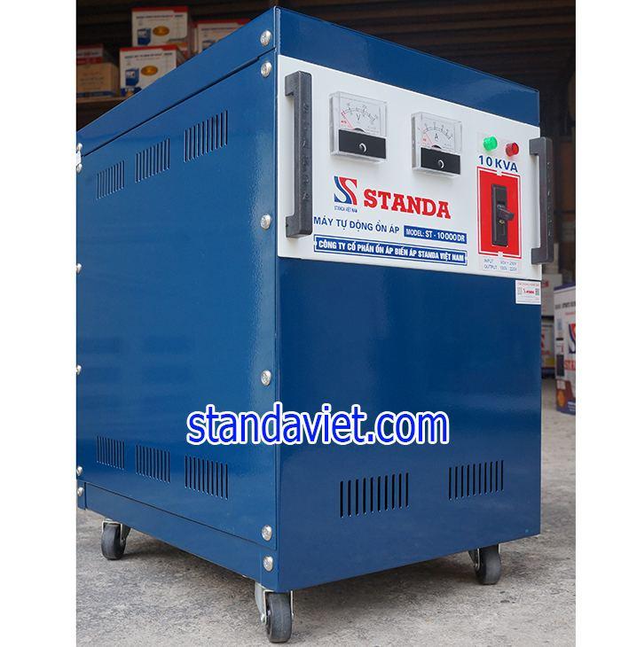 Ổn áp Standa 10kVA dải 90v-250v chính hãng của Công ty