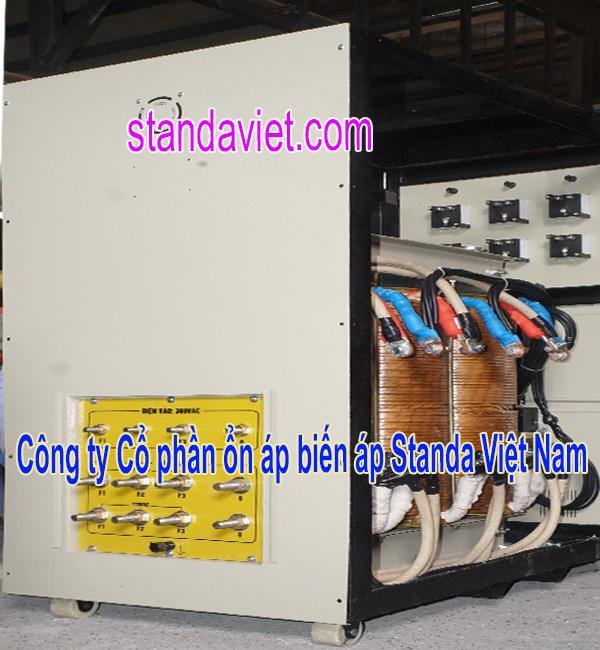 Standa 250kva chính hãng Công ty Cp ổn áp biến áp Standa Việt Nam
