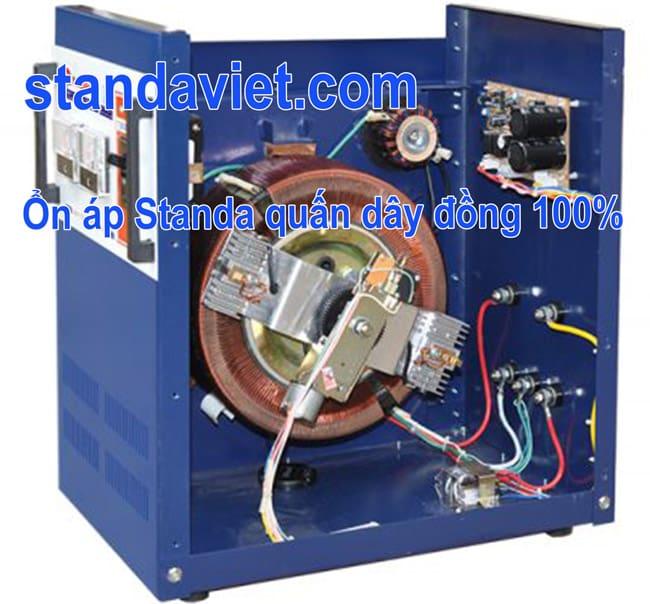 Standa 7,5kva chính hãng Công ty Cp ổn áp biến áp Standa Việt Nam