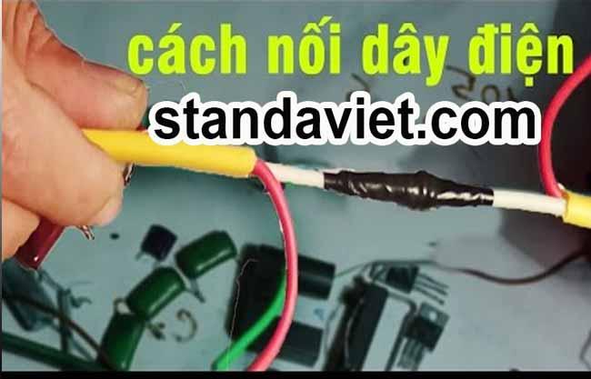 Cách sử dụng dây điện an toàn