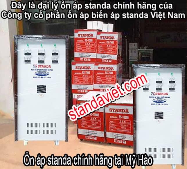 Ổn Áp Standa Chính Hãng Tại huyện Mỹ Hào