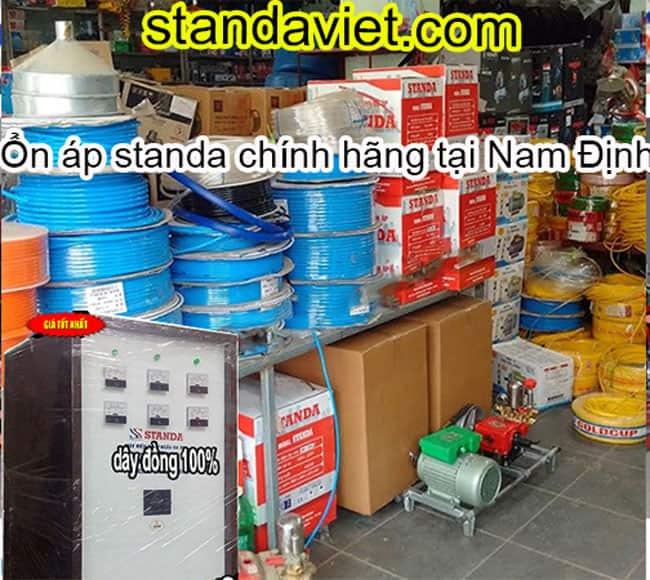 Ổn áp Standa chính hãng tại Nam Định