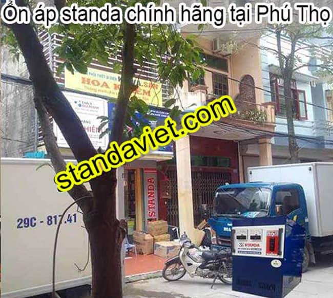 Ổn áp Standa chính hãng tại Phú Thọ