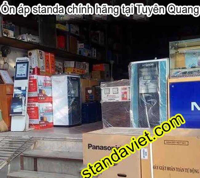 Ổn áp Standa chính hãng tại Tuyên Quang