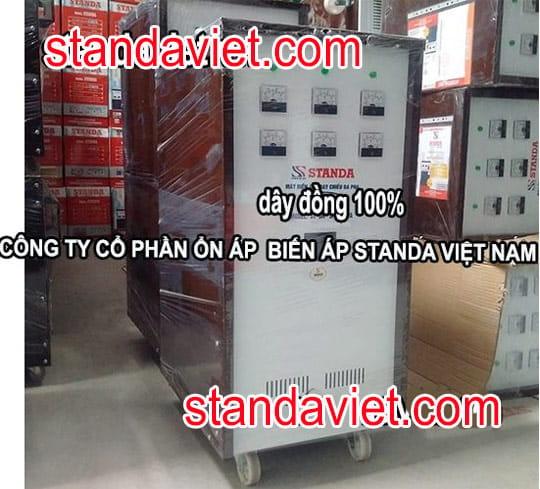 Ổn áp standa chính hãng tại Văn Lâm-Hưng Yên