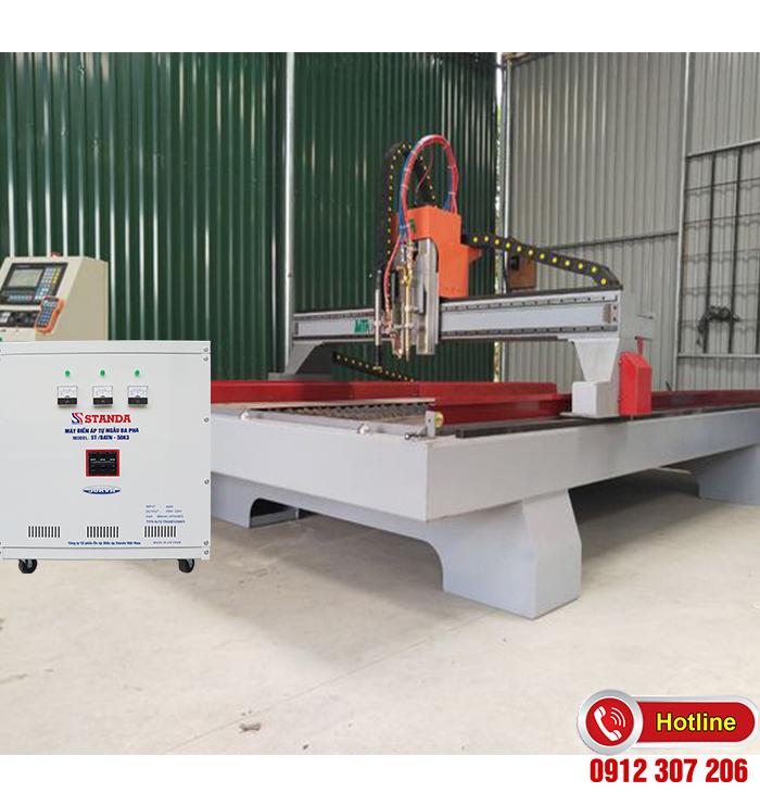 Biến áp standa 50kva dùng cho máy CNC Nhật Bản