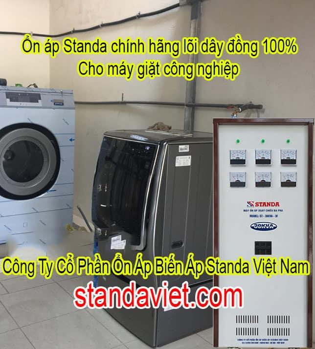 Ổn Áp Standa Cho Máy Giặt công nghiệp