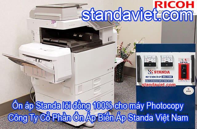Ổn Áp Standa Cho Máy Photocopy