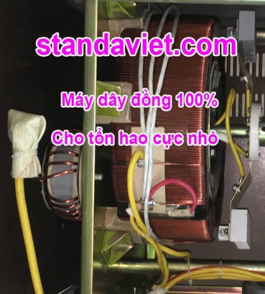 Standa 10kva dùng có tốn điện không