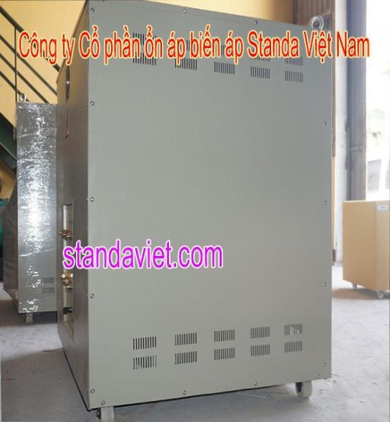 Biến áp cách ly 250kva standa chính hãng Công ty Cp ổn áp biến áp Standa Việt Nam