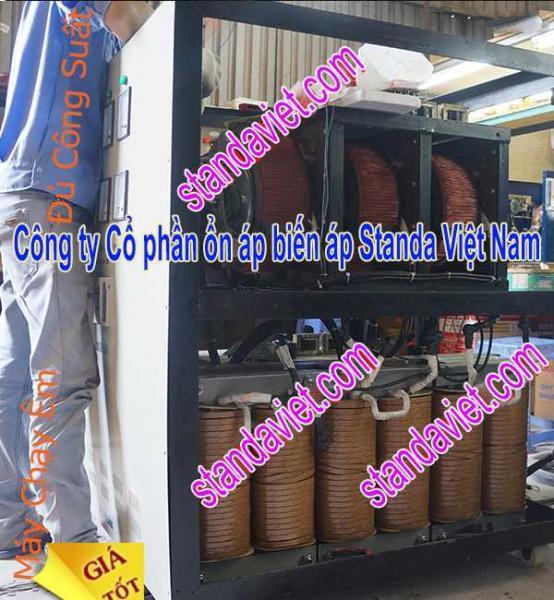 Biến áp 250kva standa chính hãng Công ty Cổ phần ổn áp biến áp Standa Việt Nam