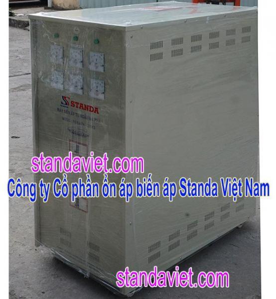Biến áp tự ngẫu standa 320kva chính hãng Công ty Cổ phần ổn áp biến áp Standa Việt Nam