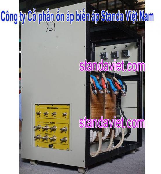 Biến áp 320kva standa chính hãng Công ty Cổ phần ổn áp biến áp Standa Việt Nam