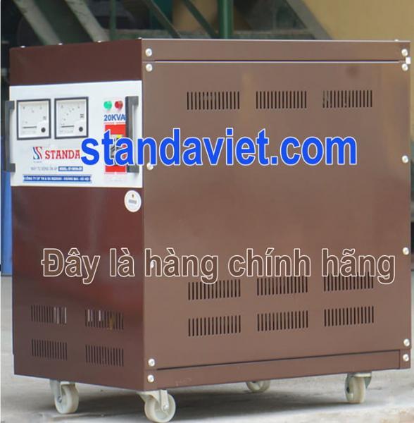 Standa 30 kva chính hãng công ty cp ổn áp biến áp Standa Việt Nam