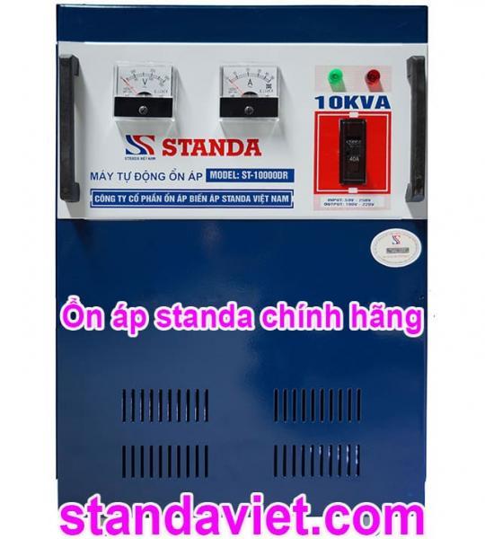 Ổn áp standa 10kva dải 90v chính hãng Công ty Cổ phần ổn áp biến áp Standa Việt Nam