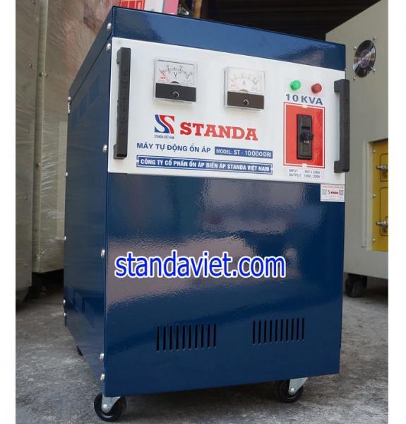 Ổn áp Standa 10kVA dải 50v-250v