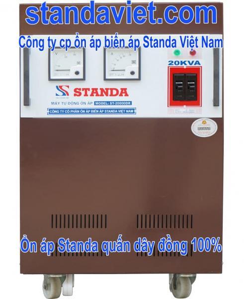 Standa 20 kVA chính hãng Công ty Cổ phần ổn áp biến áp Standa Việt Nam