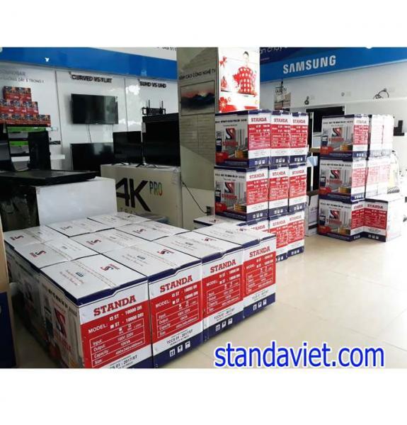 Ổn áp standa 10kva dùng bền ít hỏng vặt-Phân phối tại các cửa hàng điện máy