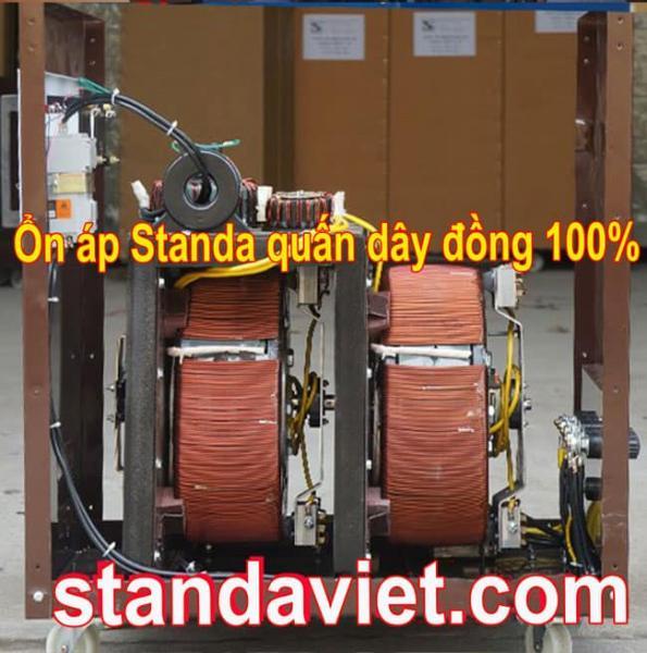 Ổn áp standa 20kva có tốt không? Hãy dùng hàng chính hãng Công ty Cp ổn áp biến áp Standa Việt Nam
