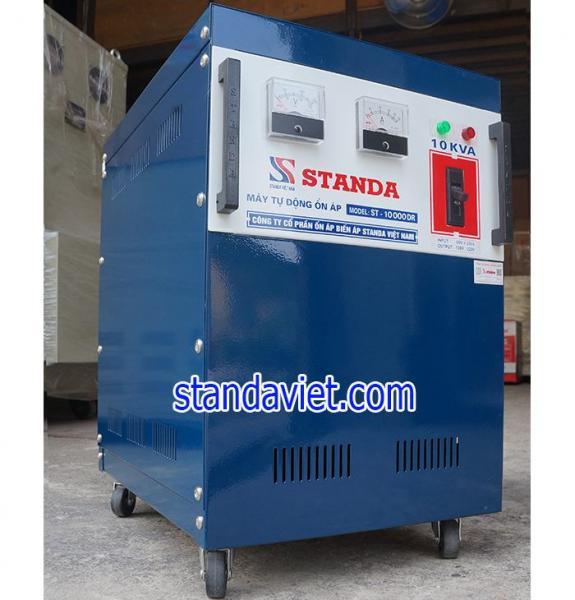 Mua standa 10kva dải 90v-250v khi điện nguồn không quá yếu