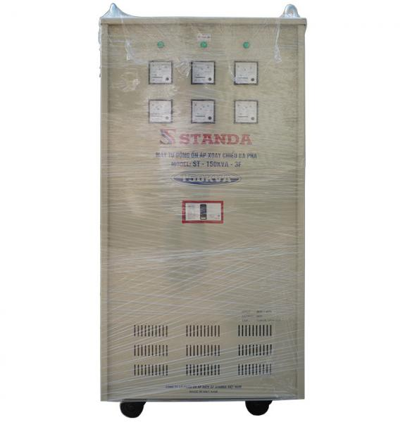 Ổn áp standa 150kva dải 260v-430v 3 pha