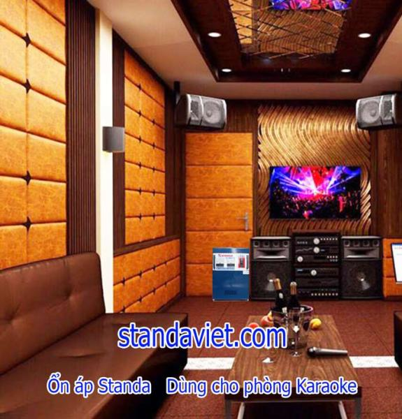 Ổn áp standa 5kva cho phòng karaoke