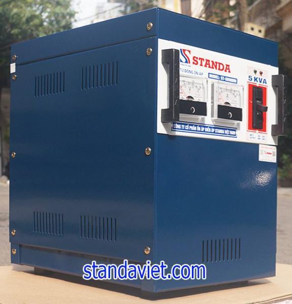 Standa 5kva DRI chính hãng dải 50v-250v