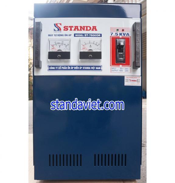 Ổn áp Standa 7,5kVA Model ST-7500DR