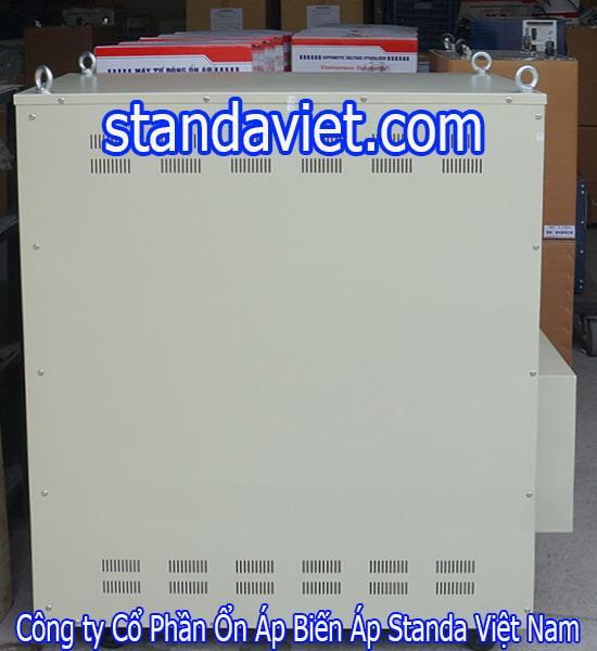 Ổn Áp Standa 150kVA 3F Dải 160V-430V Chính Hãng