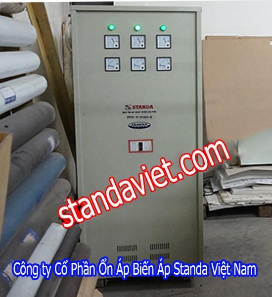Standa 150KVA 3 Pha Dải 160V-430V